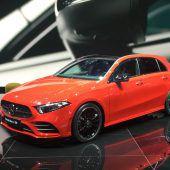Mercedes drückt aufs Tempo