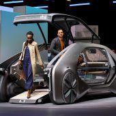 Ausblick auf die Mobilität der Zukunft