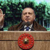 Erdogan reißt Medien an sich