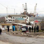 25 Tote bei Feuer in Drogenklinik in Aserbaidschan