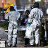 Giftanschlag-Streit mit Russland eskaliert