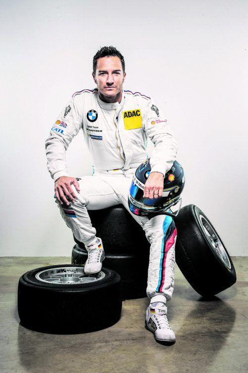 Fährt mit BMW im ADAC-GT-Masters mit: Timo Scheider.bwm