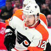Michael Raffl fehlt den Flyers für 14 Tage
