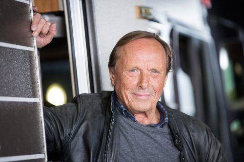 """Als Matula in """"Ein Fall für zwei"""" wurde Claus Theo Gärtner eine der bekanntesten Fernsehfiguren Deutschlands. dpa"""