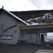 Kristbergsaal in Dalaas erweitert