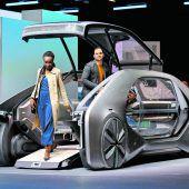 Robotertaxi von Renault