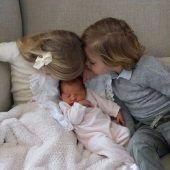 Baby-Prinzessin heißt Adrienne