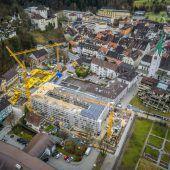 Großprojekt Jahnplatz in Feldkirch nimmt Form an