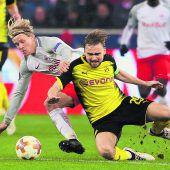 Salzburg schreibt Fußballgeschichte