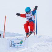 Neben dem Sport kam beim 12. Kids Snow Fun auch der Spaß nicht zu kurz. A8