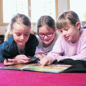 Schulen verbreiten Freude am Lesen