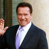 Arnie: Im back