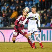 Altach will mit Hannes Aigner verlängern
