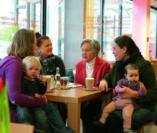 Gemeinsam eine Geburtskultur zu gestalten, ist das Ziel des neuen Erzählcafés. VERANSTALTER