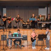 Rock-Pop-Konzert der Musikschule Bregenzerwald