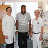 Erfolgreiche Transplantation von Knorpelzellen