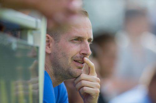 Hards Trainer Philipp Eisele hatseinen Abgang zum Saisonende angekündigt. sams