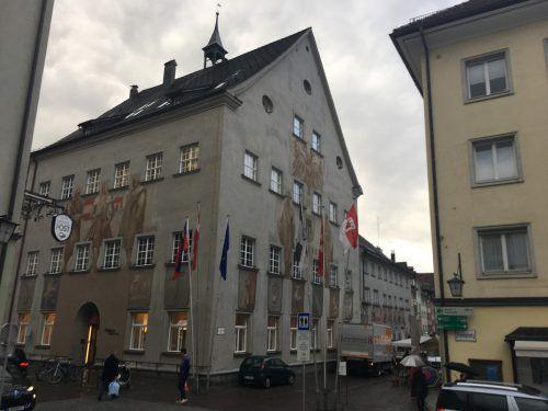 Feldkirch will nicht alle Empfehlungen des Rechnungshofes zum städtischen Förderwesen umsetzen. VN/schweigkofler