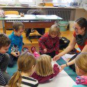 Gesundheitsworkshops an Bregenzer Volksschulen