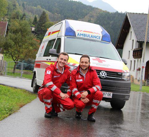 Beim Roten Kreuz sind für die Monate Mai, Juni und Juli noch 40 Plätze für Zivildiener unbesetzt.ROTES KREUZ