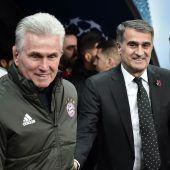 Bayern spaziert ins Viertelfinale und Heynckes schreibt Geschichte