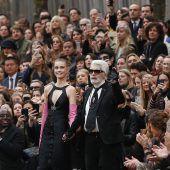 Karl Lagerfeld verärgert Umweltschützer