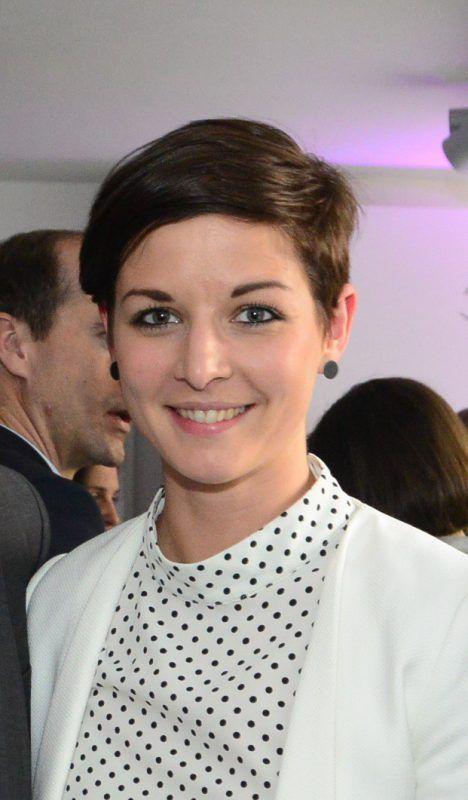 Klettert auf der Karriereleiter in der Wirtschaftskammer nach oben: Stefanie Hollenstein. VN