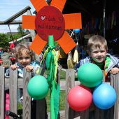 Montessori-Kindergarten in Wolfurt öffnet seine Tore