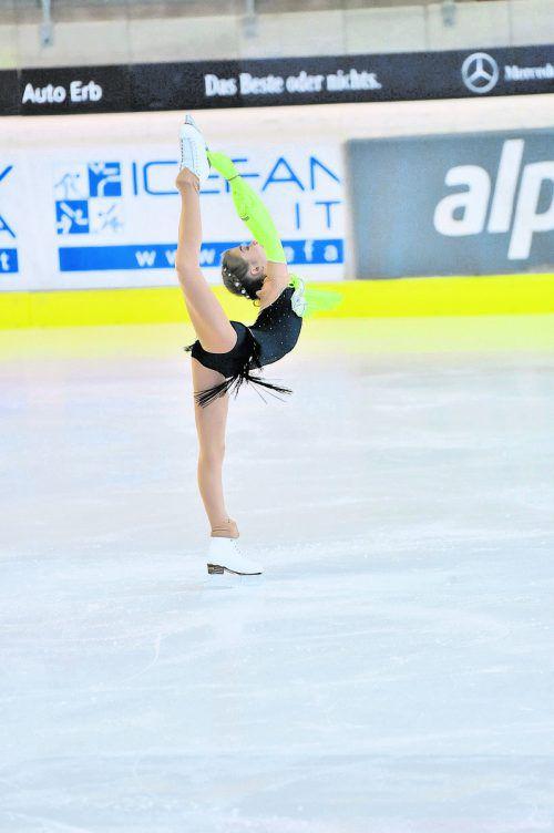 Olga Mikutina schickt sich an, eine internationale Karriere zu starten. fev