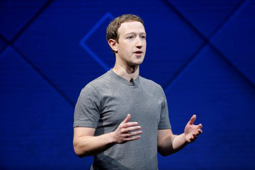 Parlamentarier wollen Facebook-Chef Mark Zuckerberg vorladen. reuters