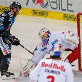 Salzburg und Capitals startenmit Erfolgen