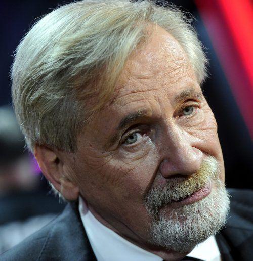 """Peter Rapp hat die """"Brieflos-Show"""" seit 1990 moderiert. APA"""