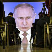 Putin ist zum Synonym Russlands geworden