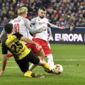 Salzburg schreibtGeschichte und blamiert Dortmund