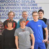 Bei Lercher Werkzeugbau stehen Mitarbeiter im Mittelpunkt