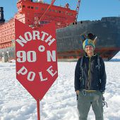 Mit Eisbären rund um Spitzbergen auf Tuchfühlung