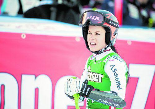 Schwere Verletzung beim Einfahren: Stephanie Brunner.gepa