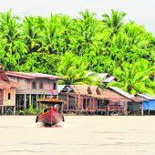 Sechs Länder, ein Fluss: der Mekong