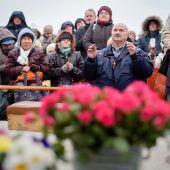 Hunderte bei angeblicher Marienerscheinung in Bayern