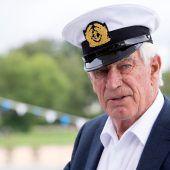 Trauer um Traumschiff-Kapitän Siegfried Rauch