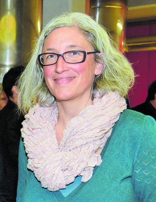 Simone König vom Netzwerk Blühendes Vorarlberg.