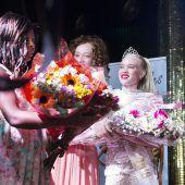 Erste Miss Albino gekürt