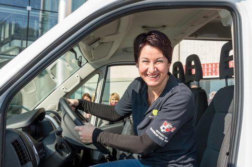 """Susanne Marosch leitet """"Geben für Leben"""" seit 2011. VN/stiplovsek"""