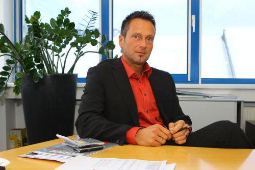 Thomas Fricke stellt sich heute bei SW Bregenz zur Wahl. Knobel