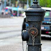 Lebensrettende Hydranten