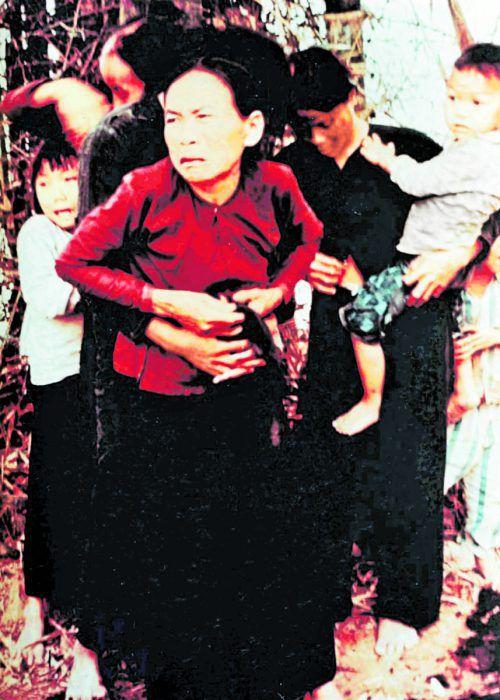 US-Soldaten haben am 16. März 1968 im vietnamesischen Dorf My Lai mindestens 347 Zivilisten abgeschlachtet.Library of Congress