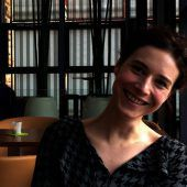 Verena Petrasch liest aus Sophie im Narrenreich
