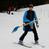 Wetter erschwerte internationales Skirennen am Bödele
