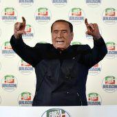 Berlusconi will es noch einmal wissen