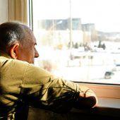 Einsamkeit kann Menschen auch krank machen
